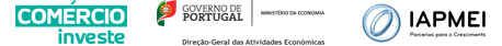 Comércio Investe | Governo de Portugal | Iapmei
